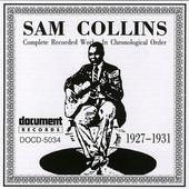Sam Collins - Live in Concert