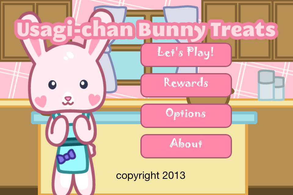 Screenshot Usagi-chan Bunny Treats F