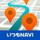 ルート沿い検索 -ドライブ途中で入れるお店がすぐ探せる byいつもNAVI-